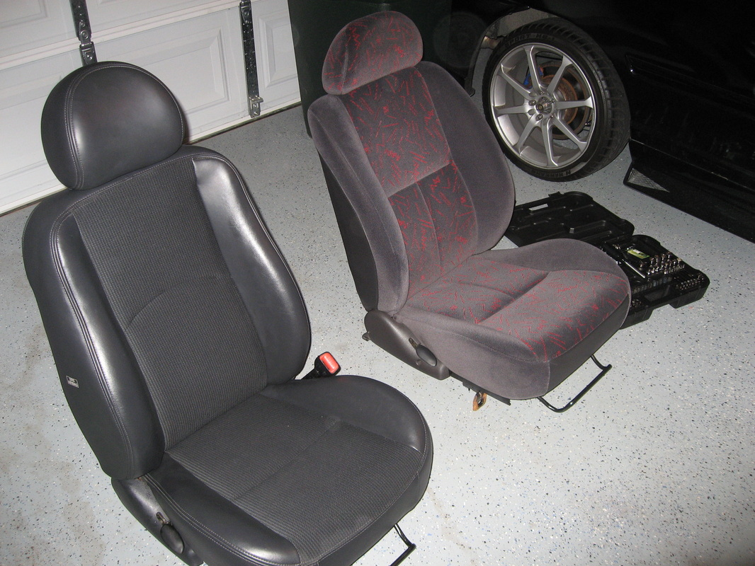 Marvelous Seats My 1998 Dodge Neon Rt Project Gmtry Best Dining Table And Chair Ideas Images Gmtryco